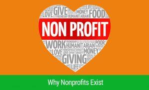 Why Nonprofits Exist