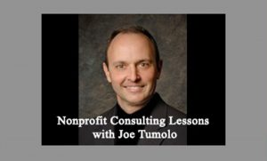 Nonprofit Consulting lessons