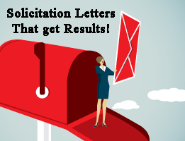 Solicitation Letters That Get Results