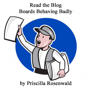 nonprofit boards function