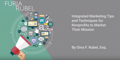 Nonprofit Integrated Marketing Tips
