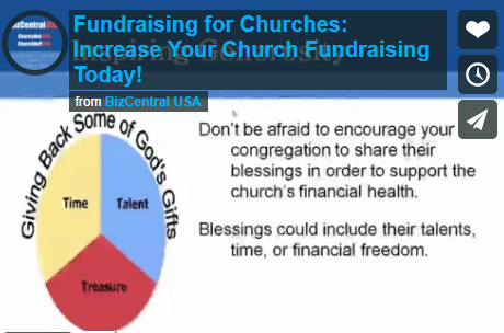 Fundraising for Churches: Increase your Church Fundraising  Today