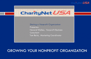Grow your Nonprofit Organization