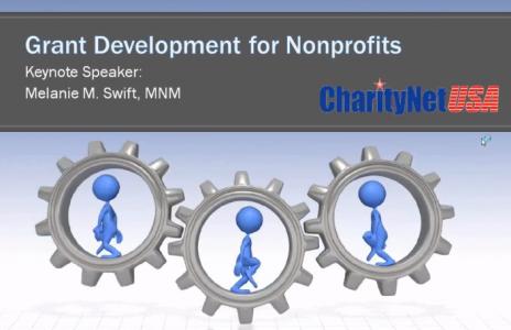 Successful Nonprofit Grant Development