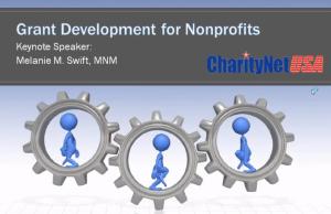 Grant Development For Nonprofits