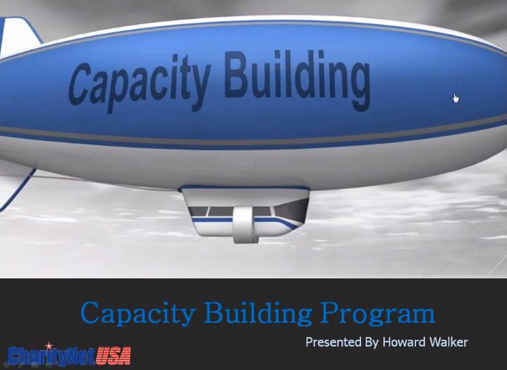 Capacity Building Taking Your Nonprofit Organisation to the Next Level with Howard Walker