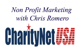 Non Profit Marketing with Chris Romero