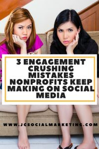 Mistakes Nonprofits Are Making On Social Media