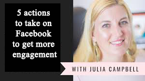 actions to take on Facebook to get more engagement