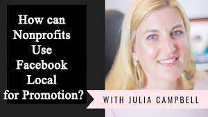 How Can Nonprofits Use Facebook Local for Promotion