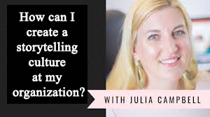 How can I create a storytelling culture at my organization?