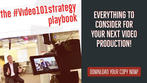 Video Production Strategy Playbook