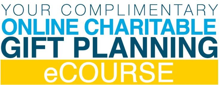 Online Charitable Gift Planning eCourse