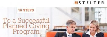 10 Steps to a Successful Planned Giving Program