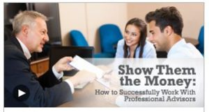 How to Successfully Work with Professional Advisors