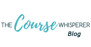 Cindy Nicholson course whisper blog
