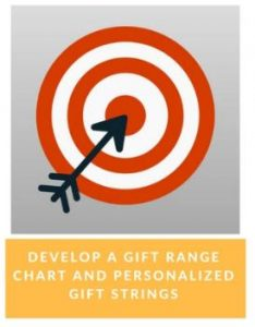 Develop a Gift Range Chart