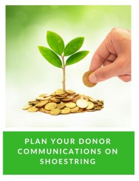 Plan Your Donor Communications on a Shoestring