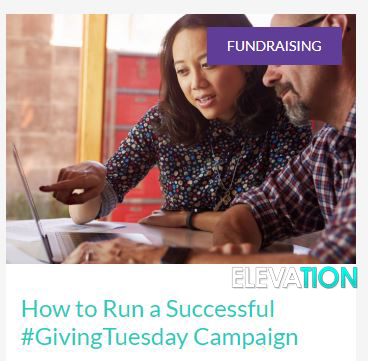 How to Run a Successful Giving Tuesday Campaign