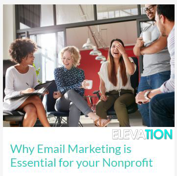 why email marketing is essential for your nonprofit