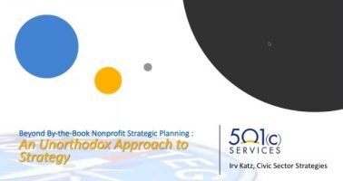 """Beyond """"By The Book"""" Strategic Planning: A Market-Driven Approach to Strategy"""