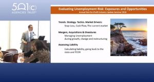 Evaluating Unemployment Risk: Exposures and Opportunities