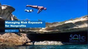Managing Risk Exposure for Nonprofits