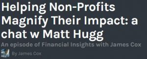 Helping Nonprofits Magnify Their Impact