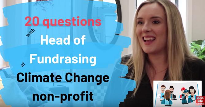 Inspiring Advice Working for Nonprofit Organizations