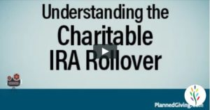 understanding the charitable gift rollover