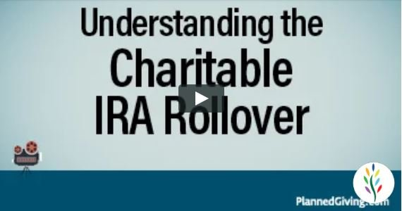 Understanding the Charitable IRA Rollover