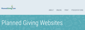 planned giving websites