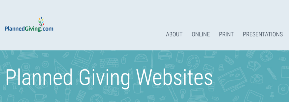 Planned Giving Websites: Planned Giving Q&A