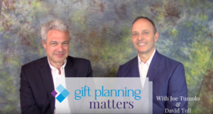 gift planning matters