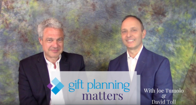 Gift Planning Matters: Gifts of Real Estate
