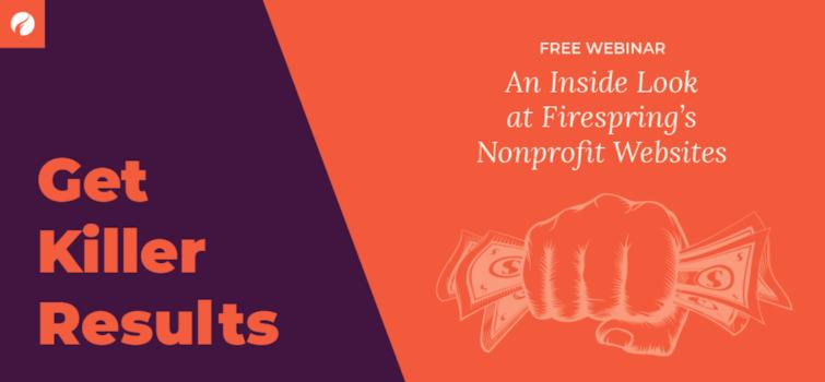 An Inside Look at Firespring's Nonprofit Websites