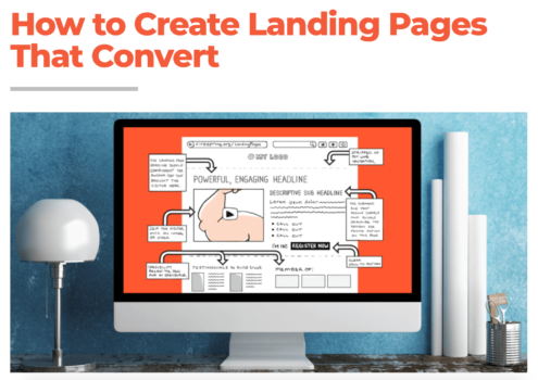 E-Book: How to Create Landing Pages That Convert