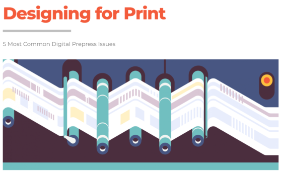 E-Book: Designing for Print