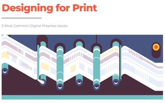 E-Book: Designing for Print
