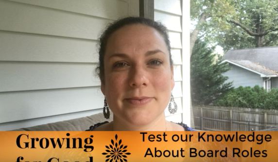 Test our Knowledge About Board Roles and Responsibilities