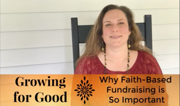 Why Faith-Based Fundraising is So Important