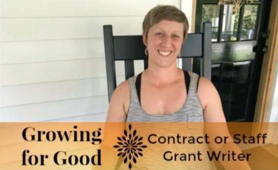 Contract or Staff Grant Writer