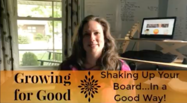 Shaking Up Your Board… In a Good Way!