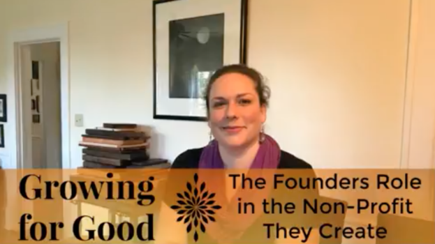 The Founders Role in the Non Profit They Create