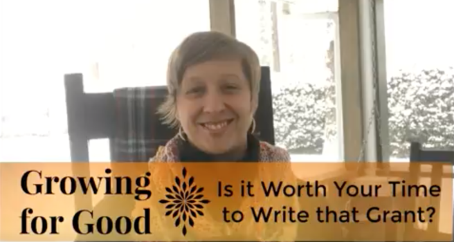 Is it Worth Your Time to Write that Grant?