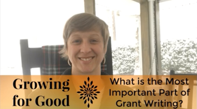 What is the Most Important Part of Grant Writing?