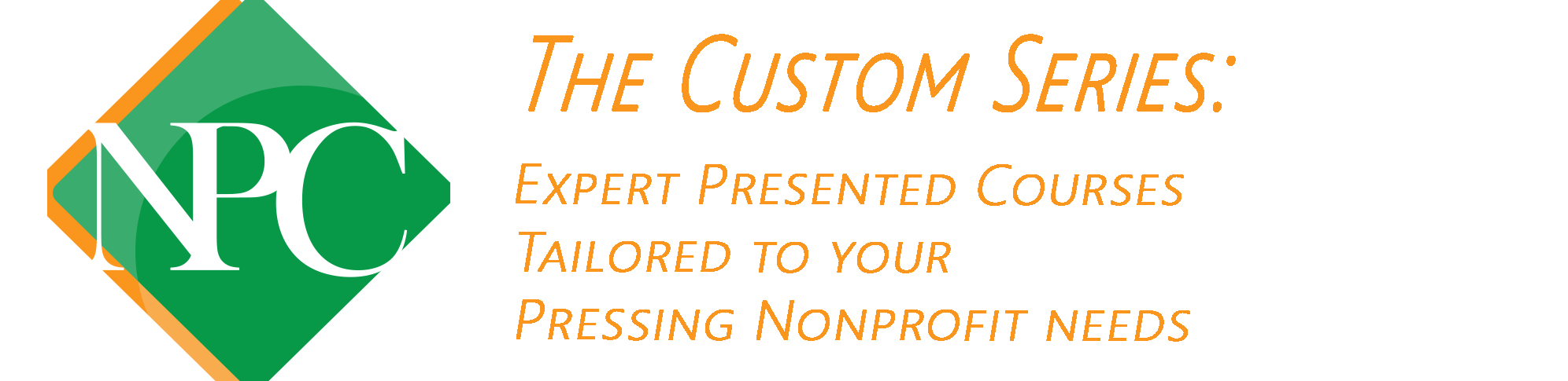 Custom Training in Nonprofit Marketing