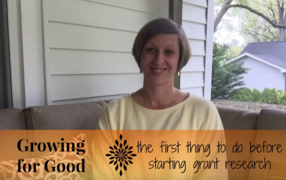 The First Thing To Do Before Starting Grant Research