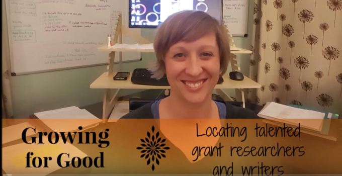 How to Locate Grant Writers and Researchers
