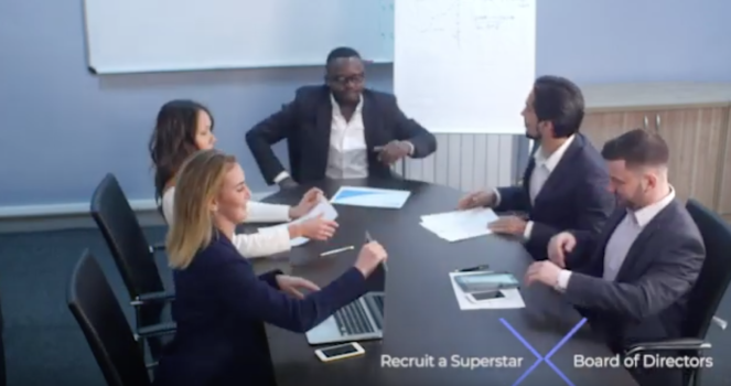 How to Effectively Recruit a Superstar Board of Directors